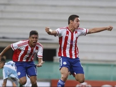 Sub 17: Triunfo de Paraguay sobre Argentina