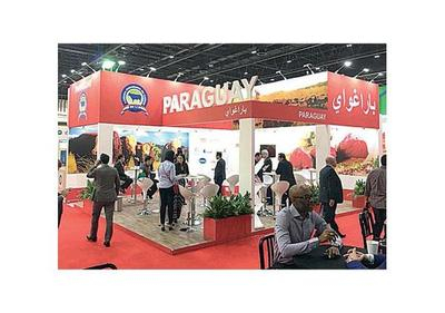 En feria de Dubái, la carne paraguaya  es atracción especial
