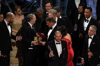 Error histórico en la historia de los Óscar