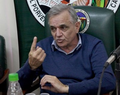 Otra vez el EPP marcando el rumbo, lamenta Villasanti