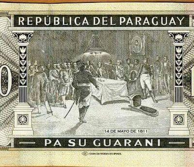 ¿Los políticos paraguayos tiran sillas desde 1811?