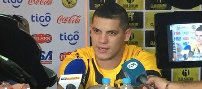 Núñez: Me gusta jugar por todo el frente del ataque