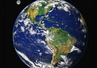La Tierra pudo tener en sus inicios una superficie sólida