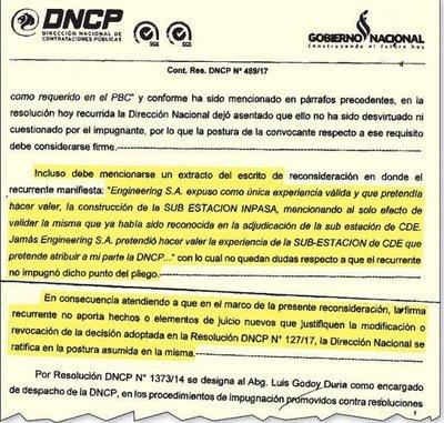 ANDE pagará G. 2.152 millones más por obras en estación de Tres Bocas