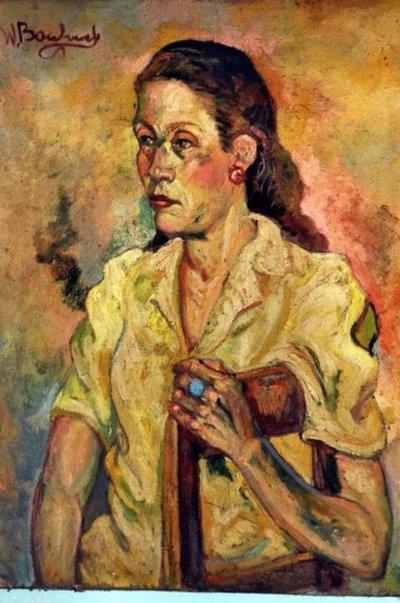 Abren muestra con obras de 30 artistas de entre 1900 y 1960