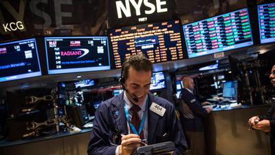 Wall Street amplía las pérdidas y el Dow Jones baja un 0,18 % a media sesión