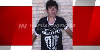 JOVEN APARECE TOTALMENTE DESNUDO EN EL BARRIO SAN ISIDRO