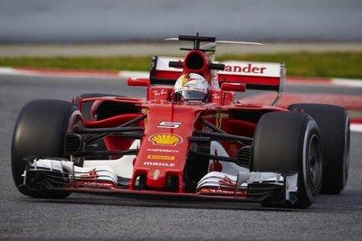 Bottas y Vettel, los más rápidos