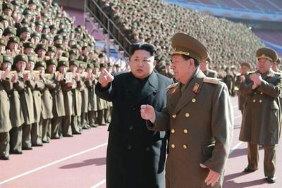 """Corea del Norte advierte de respuesta """"sin piedad"""" a las maniobras del Sur y EEUU"""