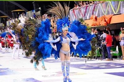 Carnaval y playas encarnacenas atrajeron a 40.000 argentinos, el fin de semana