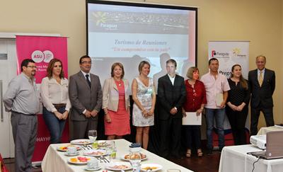 Paraguay ofrece estabilidad para sede de grandes eventos corporativos