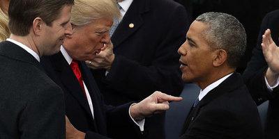 Trump acusó a Obama de haber intervenido sus teléfonos durante las elecciones