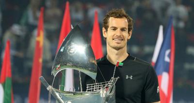 Murray gana por primera vez en Dubái