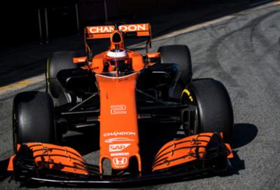 F1: última semana de pruebas en Barcelona
