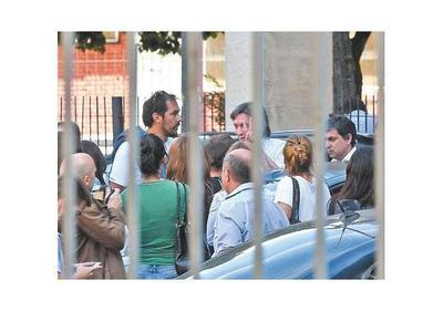 Hijos de ex presidenta, ante Justicia argentina