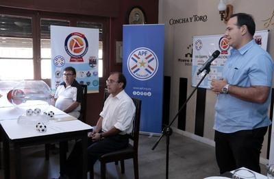 Areguá recibe este viernes la Liga Nacional de Fútbol Playa