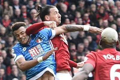 Zlatan, castigado con tres partidos de suspensión