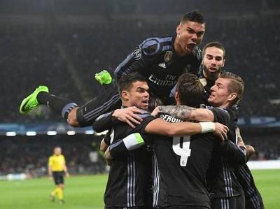 El Madrid se respalda en Sergio Ramos