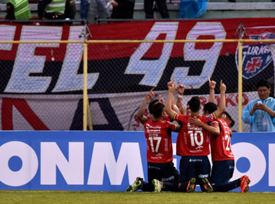 Peñarol sufre terrible goleada en Bolivia