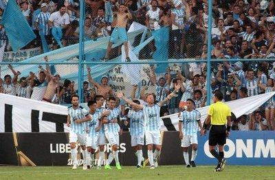 Tucumán recibe a Palmeiras