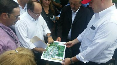 En marcha la construcción de la Costanera de Salto del Guairá