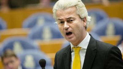 Wilders, de niño charlatán al populista que revoluciona Holanda