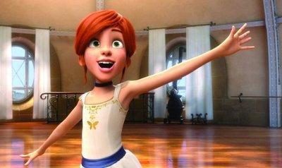 Bailarina (3D y 2D)