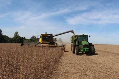 En lo que va del año se exportó 1,4 millones de toneladas de soja