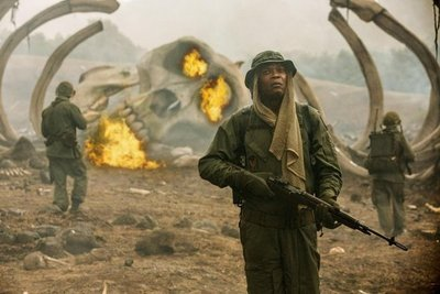 Samuel L. Jackson se enfrenta a Kong
