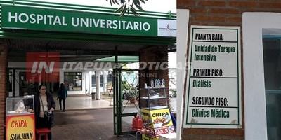 PROYECTAN HABILITAR 5 CAMAS DE TERAPIA INTENSIVA PARA NIÑOS HRE.