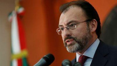 """""""Decisiones de quién entra a México las toma México"""", dice su canciller"""