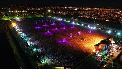 Show del Indio: Se vendieron entradas sin límite