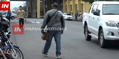 ASALTO A TRES CAMBISTAS, SE LLEVARON MILLONARIO BOTÍN