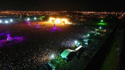 """Fiscal dice que se vendieron entradas """"sin límite"""" para concierto de Solari"""