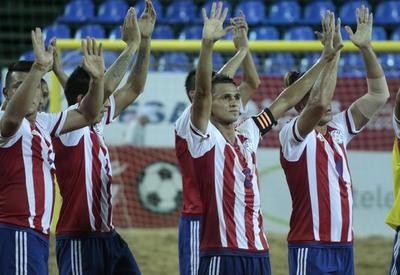 Paraguay debuta en Bahamas 2017 contra Emiratos Arabes Unidos