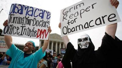 "14 millones perderán seguro sin ""Obamacare"""