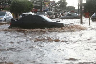 Presentarán un estudio sobre las inundaciones por lluvias severas