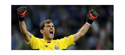 Casillas supera a Maldini, el de más partidos UEFA