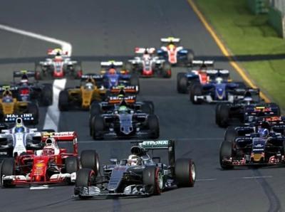 La Fórmula 1 tiene el calendario listo