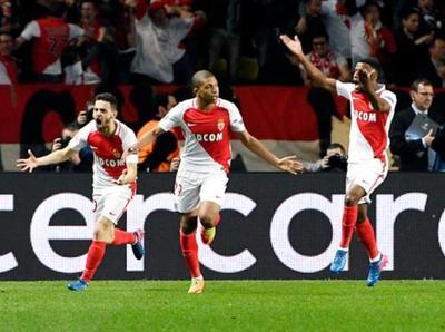Mónaco doblega a Manchester City y avanza