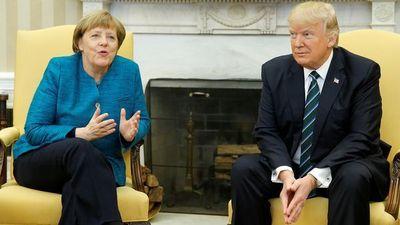 Trump y canciller mantienen reunión importante