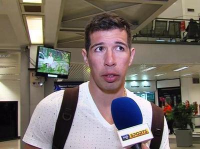 El jugador de Al-Rayyan de qatarí arribó a nuestro país