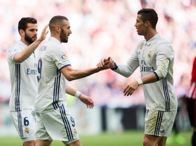 Real Madrid consigue una victoria clave