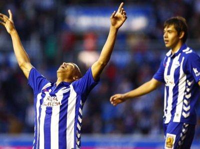 Alavés derrota con lo justo a Real Sociedad
