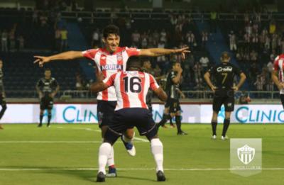 Roberto Ovelar inicia el camino de la victoria