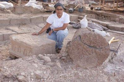 Arqueología y religión en manos de una investigadora mexicana