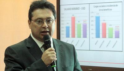 Paraguay ofrece en Euskadi la plataforma más competitiva de Sudamérica