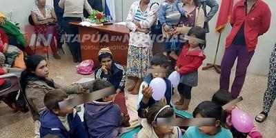 DEFENSOR CONDENA TRATO A LA NIÑEZ EN CASO OBLIGADO