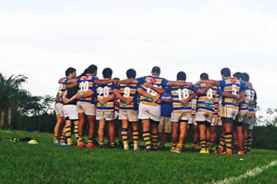El fin de semana se puso en marcha el certamen de Rugby