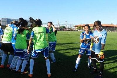 San Lorenzo lidera el pre-ascenso de fútbol femenino
